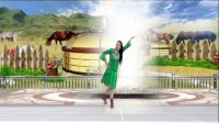 建群村广场舞藏族民族舞《听我唱情歌》编舞 茉莉2017年最新广场舞带歌词