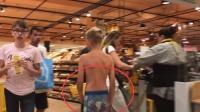 游戏挑战 ‖ 厉害了我的弟,穿小内内逛商店。
