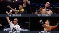 UFC2017年度最具突破选手出炉 谁最具未来冠军的风范?