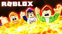 【Roblox新版灾害模拟器】体验新版武器! 自然灾害欢乐逃生! 小格解说 乐高小游戏