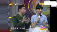 謝楠和周煒表演小品《新街頭衛士》