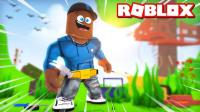 【Roblox木材大亨】光头强伐木探险日记! 上演丛林总动员! 小格解说 乐高小游戏