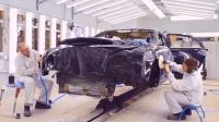 探访宾利工厂 从裸车到完美涂装