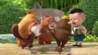 熊出没之熊熊乐园 熊出没探险日记熊大猎人筱白解说