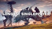 2017年年度最耐玩的十款单机游戏
