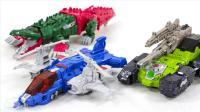 变形金刚 星球大战 克隆战争 超大鳄龙 海龙 老顽固费特车辆机器人玩具【俊和他的玩具们