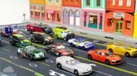 变形金刚3 月黑之时 迷你指挥官军团汽车人12汽车机器人变身玩具大全【俊和他的玩具们