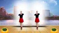 建群村广场舞《开开心心每一天》编舞 玉全2018年最新广场舞带歌词