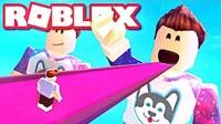 roblox虚拟世界 乐高方块人圣诞节收获礼物钓滚鱼永哥玩游戏