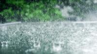自然音效一小时纯洁干净的下雨声 听着雨声睡觉让人很放松