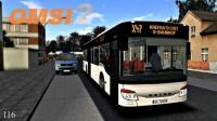 【LRTINTER】巴士模拟2 #116 Krefrath(v3.1) 847路 OMSI2