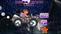 爱探险的朵拉 朵拉黑夜驾驶 闯关小游戏