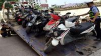 那些被交警扣押的摩托车, 最后都是怎么处理了? 看完终于知道其中猫腻