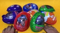 小宝分享超大恐龙蛋玩具