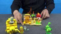 玩大了!神秘埃及建筑群,看赵叔怎么把拼装玩具拍出新高度!