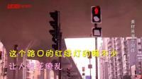 一个路口竟有40个红绿灯 惊呆司机和围观群众:数都数不过来!