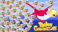★我的世界神奇宝贝★75 小宝养鸡场! 在这里躲猫猫怎么样? 小宝趣玩Minecraft