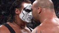 战神高柏在WCW打过最残暴的比赛 战神还有这样一面?