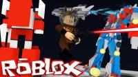 Roblox 超级机器人模拟器! 铠甲勇士大战变形金刚 面面解说虚拟世界