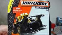 【模玩】火柴盒 Dirt Smasher 卷扬式集材拖拉机 合金小车 玩具模型评测  MB916