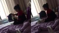 """镇江一""""金牌""""月嫂恶毒虐童 母亲偷拍录下真相"""