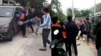 两名东北男子海南被误认偷小孩遭围殴