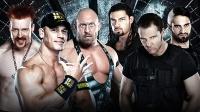 WWE2018年1月14日狂野角斗士之WWE美国职业摔角