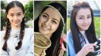 16岁少女撞脸baby加热巴 相似度99% 180114