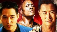 动作巨星成长经历: 李连杰、吴京、巨石强森个个有一部血汗史#savage#
