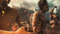 漫改游戏《进击的巨人》P1丨飞荡在城镇之间砍巨人