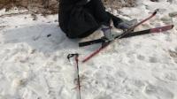 真人滑雪作死秀: 摔得都尿裤子啦