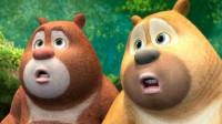 熊出没之熊熊乐园 熊出没探险日记熊二解锁新的飞机车筱白解说