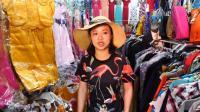 22集: 中国人在非洲的高档服装店, 看起来像是我们80年代