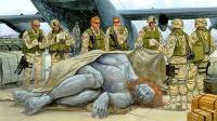 传说美军在阿富汗发现巨人,很可能是《死海古卷》记载的亚衲族人