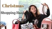 文杏时尚日记 第七十八期 Vincci'的圣诞购物分享