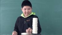 【初中物理屋】惯性: 用钢尺击打棋子