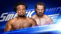 WWE2018年1月17日狂野角斗士之WWE美国职业摔角