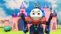电动变形万向托马斯小火车