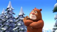 熊出没之熊熊乐园 熊出没探险日记熊二飞机升级筱白解说