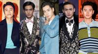 谁是本季米兰男装周最佳着装男星?