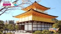日本这座寺庙太土豪了, 外墙贴满了金箔, 怪不得中国游客这么喜欢
