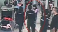 女子机场拒绝安检 以后不来中国了