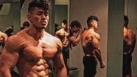 Steven Cao - 胸肌与肩部训练|距离阿诺德赛7周