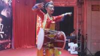 朝鲜族长鼓舞——表演者: 王茜(梅河口市新联会第十一团)