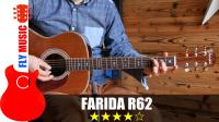 法丽达farida R62 新款技术 吉他评测