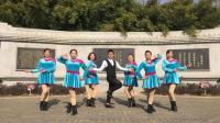 简单好看又好学的24步现代流行健身舞! 周周原创广场舞《听心》
