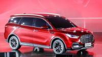 在现场: 轴距超汉兰达的大尺度SUV! 你会选择吗?