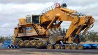 让你见识一下这些大型工程机械设备, 挖掘机性能很强大呀!