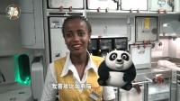 第一次跟非洲空姐打交道, 怪不得埃塞俄比亚女人被称作非洲黑珍珠