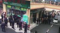 男子强行掳走2名学生未遂 继而持刀挟持商铺女子